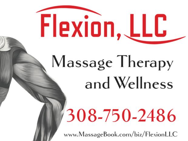 Massage by mature lady