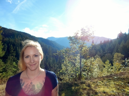 Becky Maddox Massage Therapist in Corvallis, OR