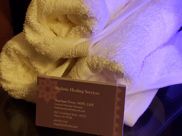 Holistic Healing Massage and Reiki