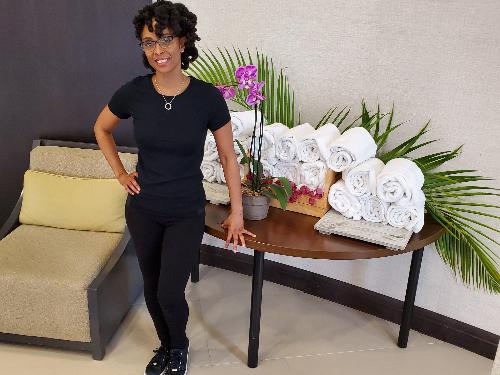 Nicolette White Massage Therapist in Boynton Beach, FL
