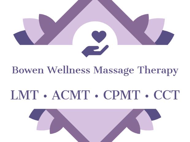 Book a massage with Bowen Wellness Massage Therapy