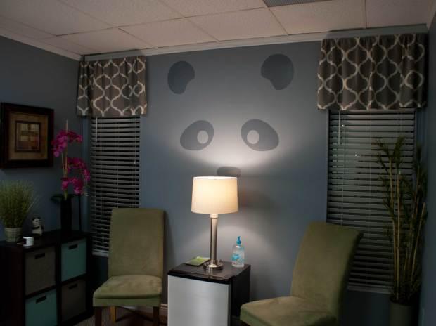 Peaceful Panda Massage